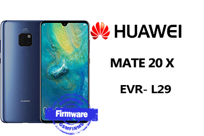 huawei-evr-l29-firmware